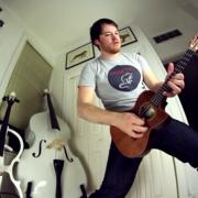 """""""Blackened"""" Metalliki zagrany na ukulele"""