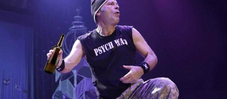 Bruce Dickinson wyda kolejne piwo Iron Maiden