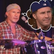Chad Smith z RHCP zszedł ze sceny, gdy usłyszał porównanie do Willa Ferrella