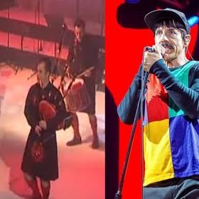 Chciał kupić bilet na koncert Red Hot Chili Peppers, trafił na koncert dudziarzy