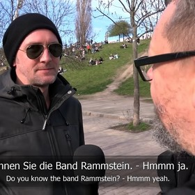 Niemcy o Rammstein