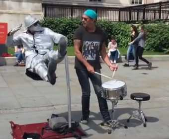 Co robi Chad Smith przed koncertami Red Hot Chili Peppers?