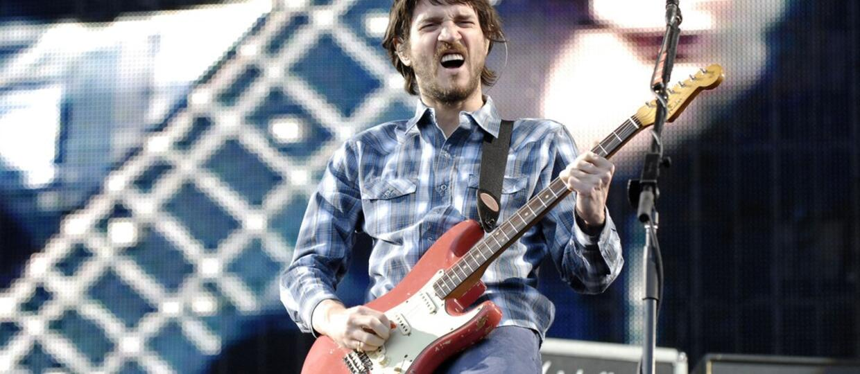Co się stało z Johnem Frusciante?