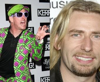 Corey Taylor o wokaliście Nickelback: Kapitan Ego z Planety Dupków