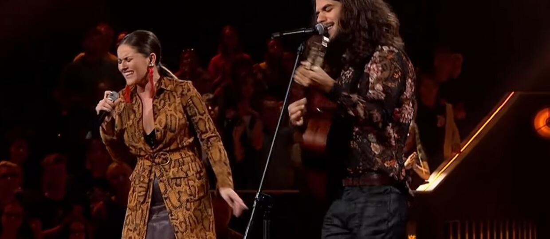 Cover Janis Joplin w polskim talent show