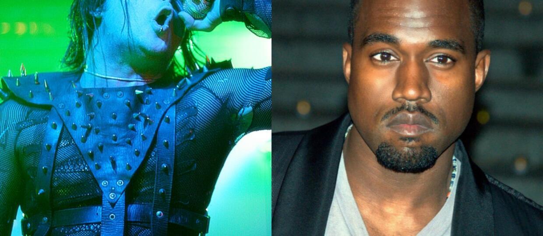Cradle of Filth zaorał Kanyego Westa