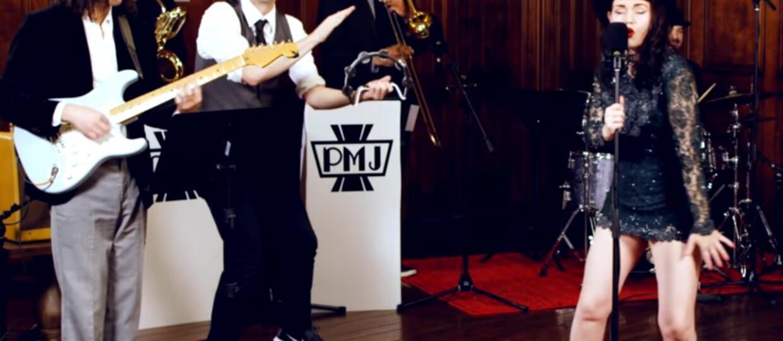 """""""Crazy Train"""" Ozzy'ego Osbourne'a w stylu Motown w wykonaniu Postmodern Jukebox"""