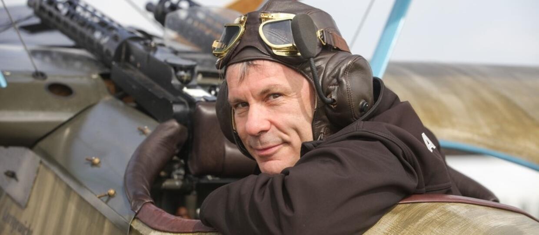 Czy Bruce Dickinson jest dobrym pilotem?