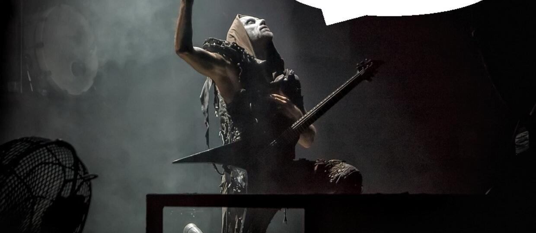 Czy Metallica pozwie Nergala?