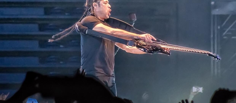Rob Trujillo z Metalliki