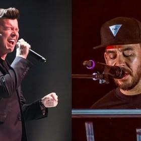 Czy Mike Shinoda z Linkin Park nagra płytę z Rickiem Astleyem?