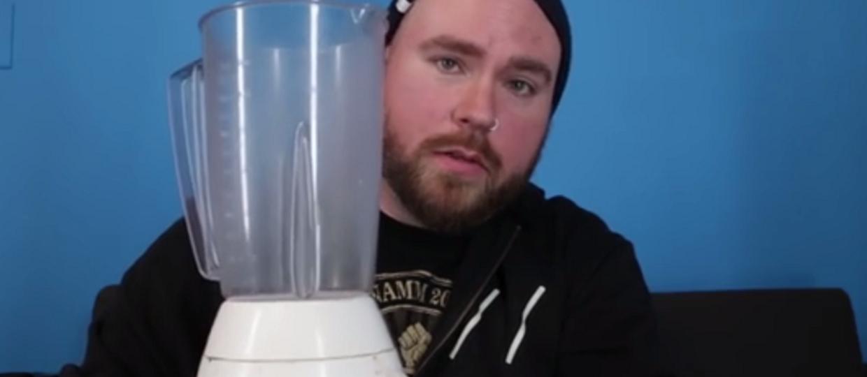 Czy można zagrać metal na blenderze?