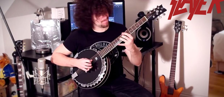Czy na banjo można zagrać metal?