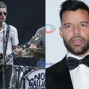 Czy nowy utwór Noela Gallaghera brzmi jak przebój Ricky'ego Martina?