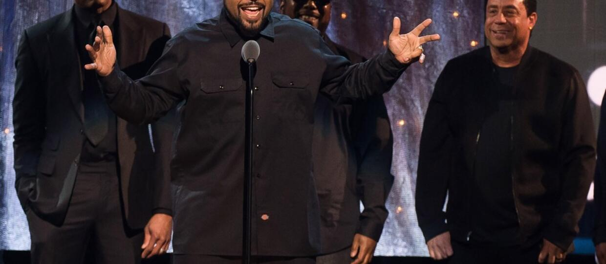 N.W.A w Rock and Roll Hall of Fame