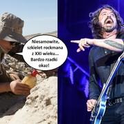 Czy rock jest gatunkiem wymarłym? Dave Grohl odpowiada