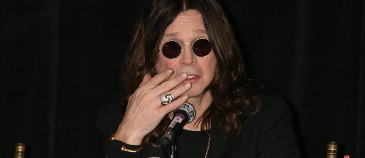 Ozzy Osbourne zjadł nietoperza