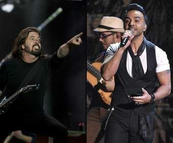 """Czy wiesz, że... """"Run"""" Foo Fighters ma takie same partie perkusji co """"Despacito""""?"""