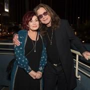 Sharon i Ozzy Osbourne