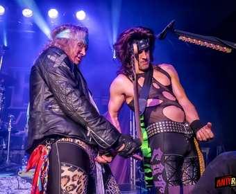 Czy wokalista Steel Panther pozwoliłby córce spotykać się z rockmanem?