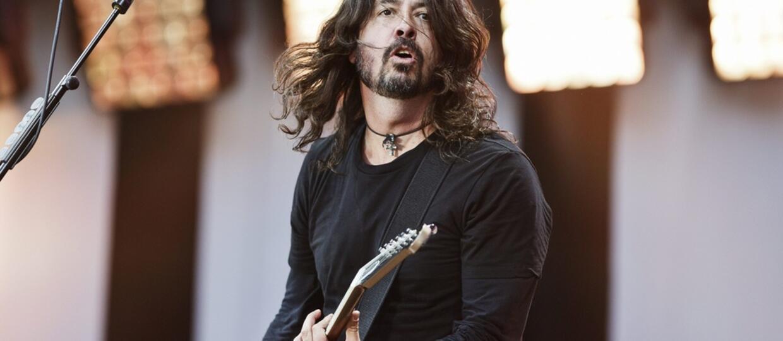Dave Grohl opowiedział o przedkoncertowych rytuałach. Taka ilość alkoholu powaliłaby niejednego
