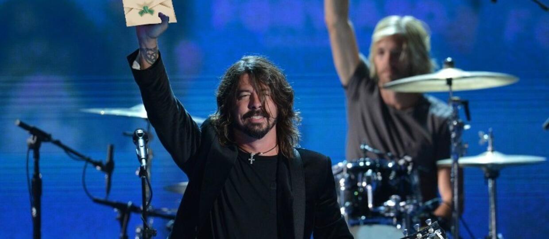 Dave Grohl wsparł metalowy zespół, który nie może ćwiczyć w garażu