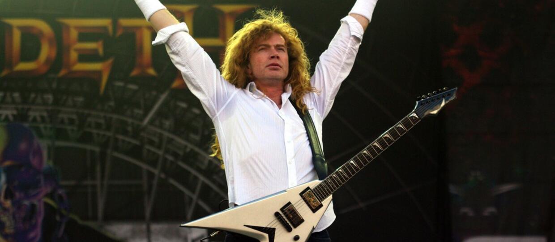 Dave Mustaine sprzedaje dom za 5 milionów dolarów