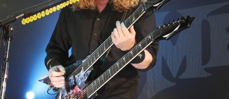 Dave Mustaine został bohaterem punkowego utworu