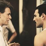 "David Bowie i Freddie Mercury w ""Under Pressure"" bez instrumentów"