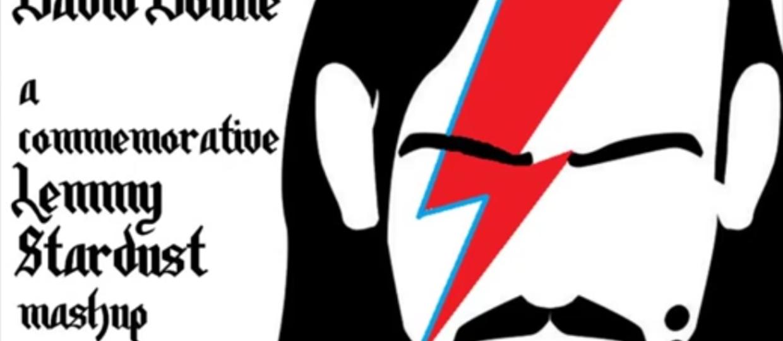 """David Bowie i Lemmy w mashupie """"Ace of Dance"""""""