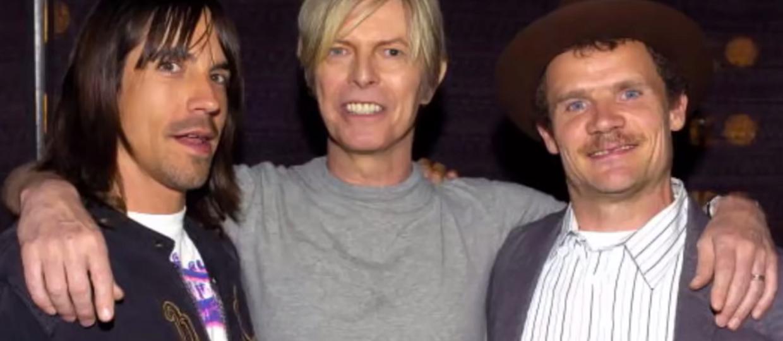 David Bowie odmówił współpracy z Red Hot Chili Peppers