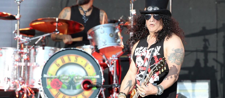 Slash z Guns N' Roses?