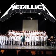 Dziecięcy chór zaśpiewał Metallicę i Bruce'a Dickinsona