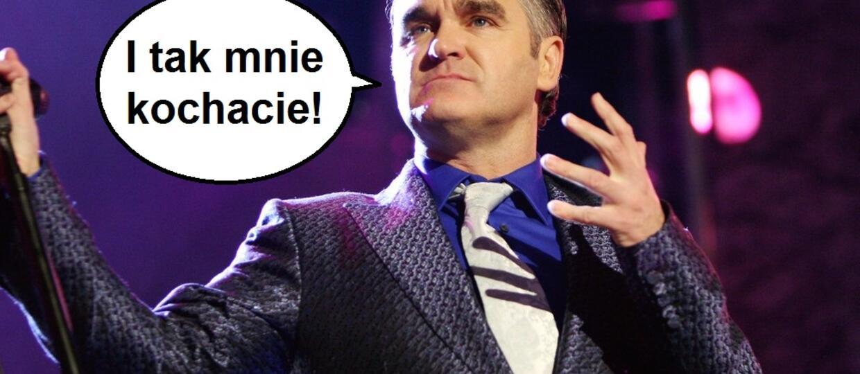Dzień Morrisseya: 10 największych skandali z udziałem wokalisty The Smiths