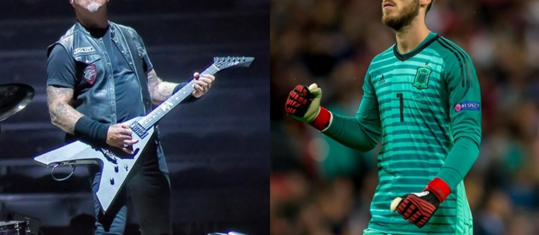 Dzień Piłkarza: Gwiazdy futbolu, które słuchają rocka i metalu