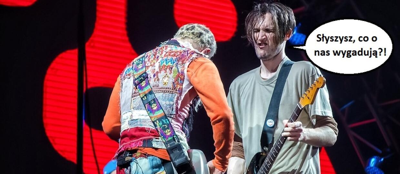 Dziennikarz Fox News: Badania dowodzą, że Red Hot Chili Peppers to najgorszy zespół świata