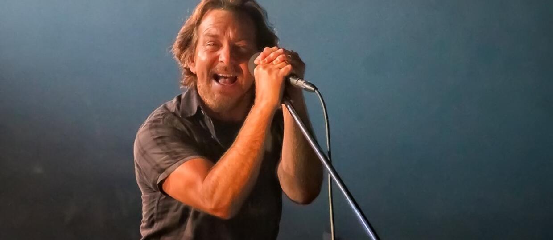 Eddie Vedder na koncercie w Krakowie ujawnił, przy którym utworze fani Pearl Jam uprawiają seks