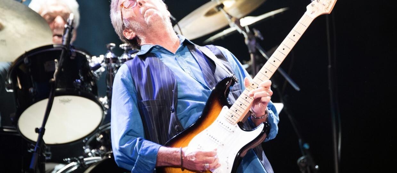 Eric Clapton: Być może to już koniec gitary