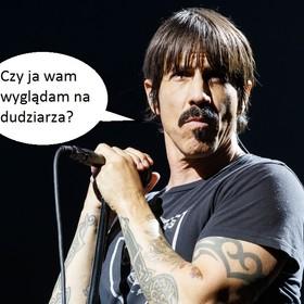 RHCP Anthony Kiedis