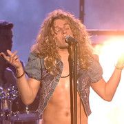Filip Lato jako Robert Plant