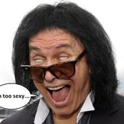 Gene Simmons: Jestem swoim największym fanem, mój głos jest najseksowniejszy