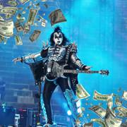 Gene Simmons: Jeżeli pracujesz tylko dla kasy, nie ma w tym nic złego