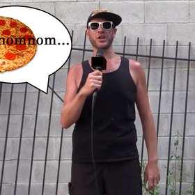 Adam Dutkiewicz z Killswitch Engage lubi pizzę