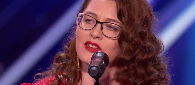 Głucha wokalistka zaskoczyła publiczność w amerykańskim talent show