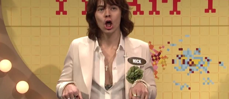 Harry Styles z One Direction wcielił się w Micka Jaggera