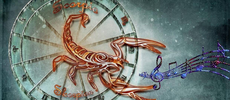 Horoskop rockowy 2018 - Skorpion