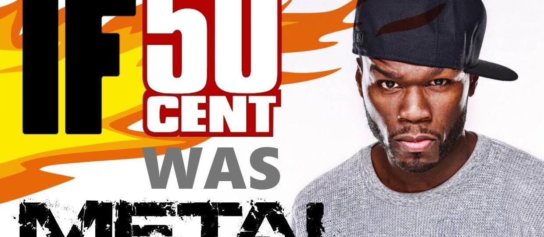 """""""In Da Club"""" 50 Centa w metalowej wersji"""