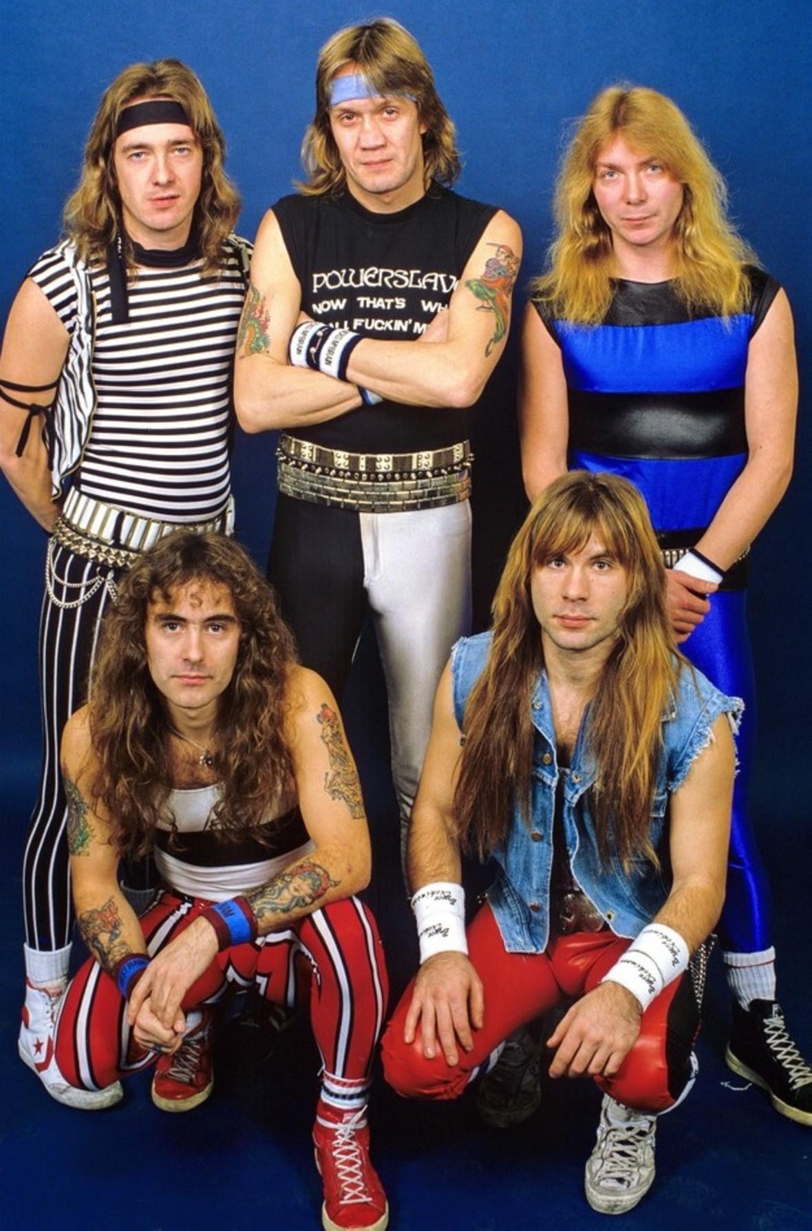 Iron Maiden krytykowany przez chrześcijański portal