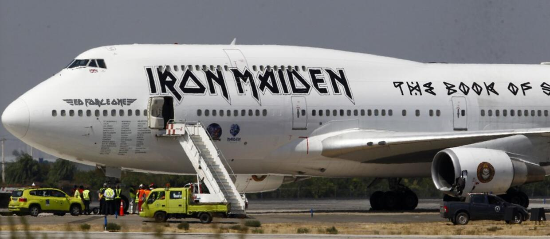 Iron Maiden pokazał, kto naprawdę rządzi światem