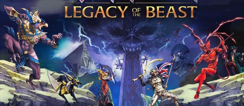 Iron Maiden wyda grę RPG na komórki